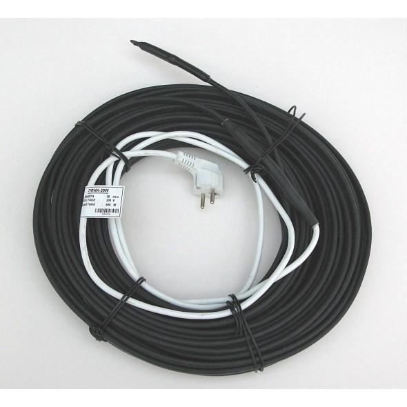 Dachrinnenheizung 2m L 20W/m Heizband