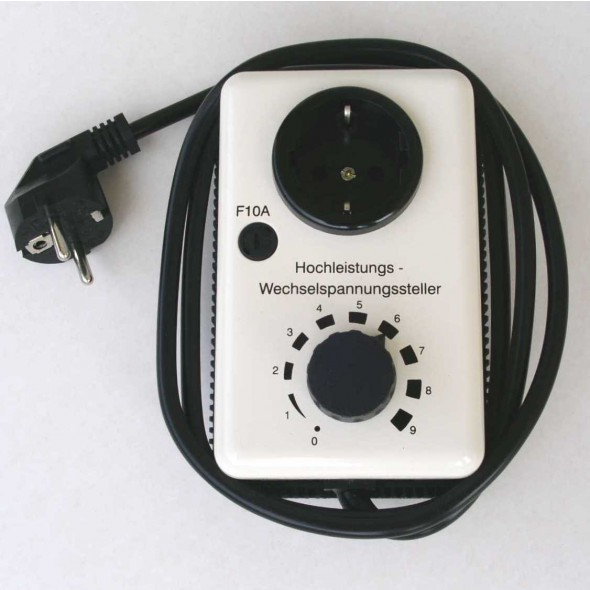 Steckdosen-Dimmer 2000W, Wechselspannung