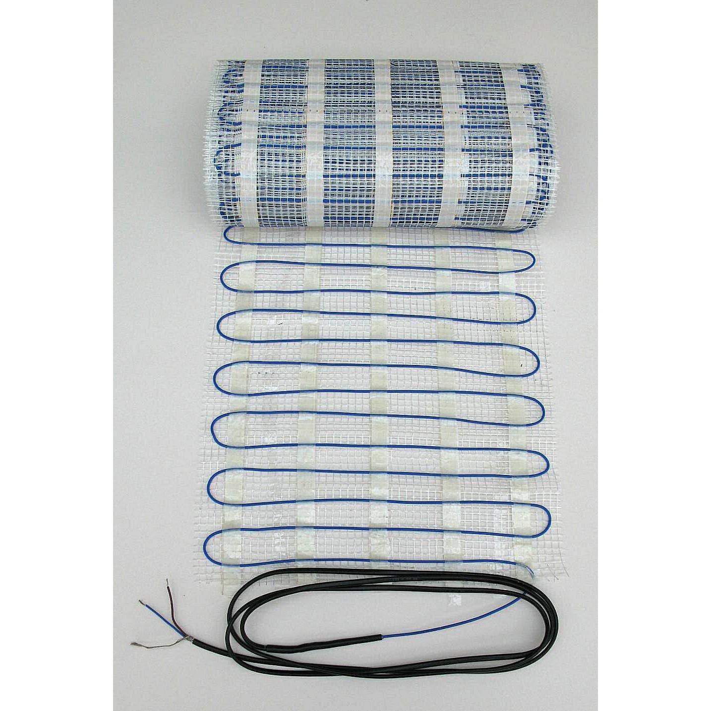 elektrische Fußbodenheizung Fliesenheizung 200 Watt//m2 mit Regler